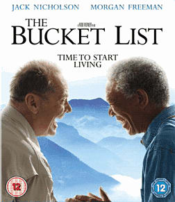 The Bucket List Blu RayBlu-ray