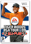 Tiger Woods PGA Tour 09: All Play Wii