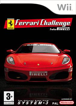 Ferrari Challenge: Trofeo Pirelli for Wii