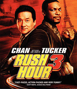 Rush Hour 3Blu-ray
