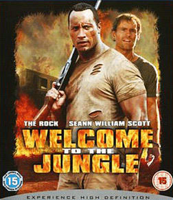 Welcome to the JungleBlu-ray