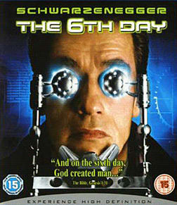 The 6th DayBlu-ray