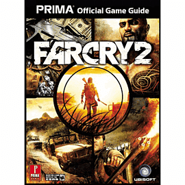 Far Cry 2 Strategy GuideStrategy Guides & Books