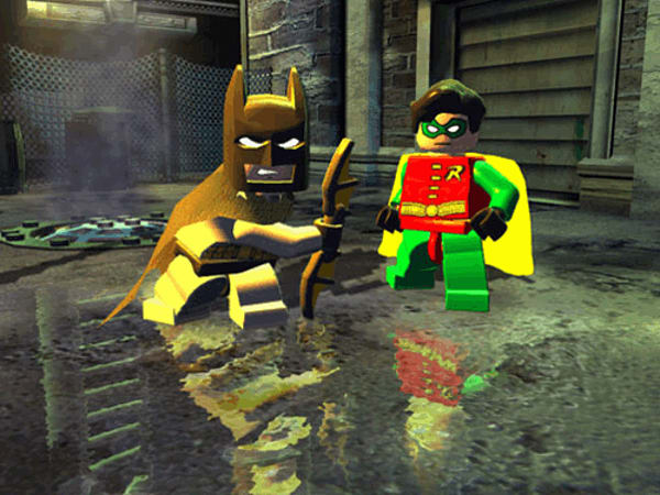 Buy LEGO Batman: The Video Game on PlayStation 3   Free UK Delivery ...