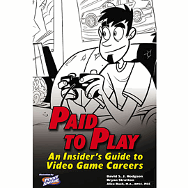 Paid to PlayStrategy Guides & Books