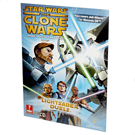 Star Wars Clone Wars Strategy GuideStrategy Guides & Books