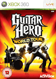 Guitar Hero: World Tour (Software Only) Xbox 360