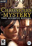 Chronicles of Mystery: The Scorpio Ritual PC Games and Downloads
