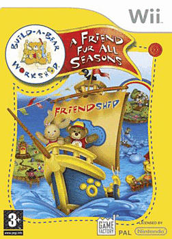 Build a Bear Workshop' A friend Fur All Seasons' for Wii