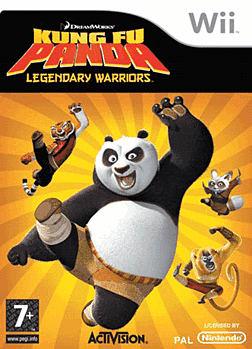 Kung Fu Panda: Legendary Warrior Wii