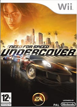 Need For Speed: Undercover for Wii