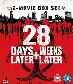 28 Days Later / 28 Weeks Later (Blu-ray)Blu-ray