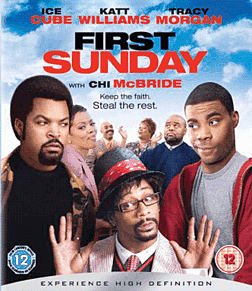 First SundayBlu-ray