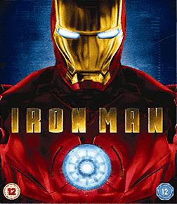 Iron ManBlu-ray