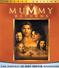 The Mummy ReturnsBlu-ray