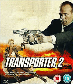 The Transporter 2Blu-ray