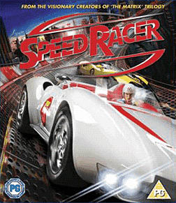Speed Racer (Blu-ray)Blu-ray