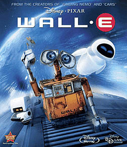 Wall-EBlu-ray