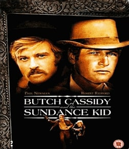Butch Cassidy & The Sundance KidBlu-ray