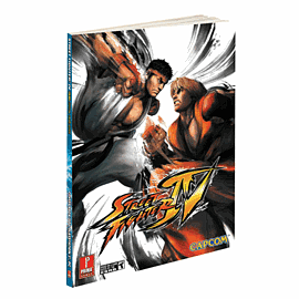 Street Fighter IV Strategy GuideStrategy Guides & Books
