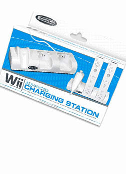 Advanced Charging Station for Nintendo WiiAccessories