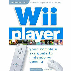 Nintendo Wii Player Volume 1Strategy Guides & Books