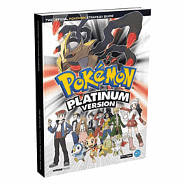 Pokemon Platinum Version Strategy GuideStrategy Guides & Books