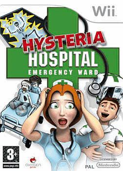 Hysteria Hospital: Emergency Ward for Wii