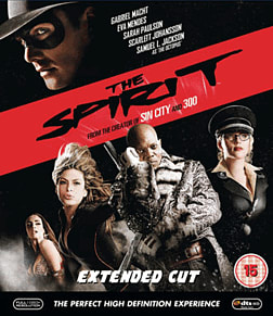 The SpiritBlu-ray