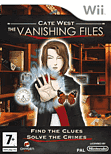 Cate West: The Vanishing Files Wii