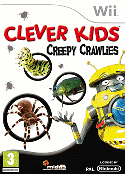 Clever Kids: Creepy Crawlies for Wii