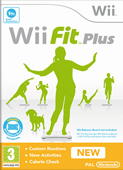 Wii Fit Plus (Software Only)Wii