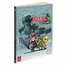 The Legend of Zelda Spirit Tracks Strategy GuideStrategy Guides & Books
