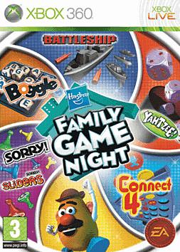 Hasbro Family Game Night Volume 1