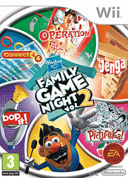Hasbro Family Game Night Volume 2