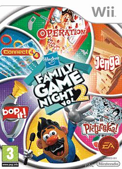 Hasbro Family Game Night Volume 2