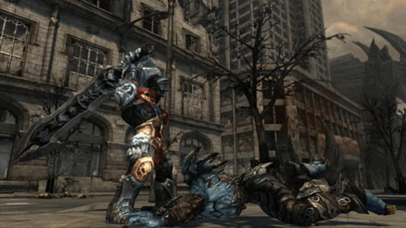 Darksiders on PS3, Xbox 360 and PC at GAME
