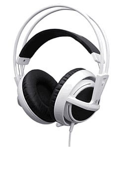 SteelSeries Siberia V2 Headset (White) Accessories