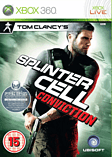 Tom Clancy's Splinter Cell: Conviction Shadow Edition Xbox 360