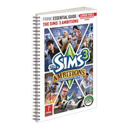 The Sims 3: Ambitions Expansion Pack Strategy GuideStrategy Guides & Books