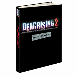 Dead Rising 2 Collectors Edition Strategy GuideStrategy Guides & Books