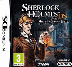 Sherlock Holmes: The Secret of Osbourne House for NDS