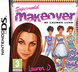 Supermodel Makeover By Lauren Luke for NDS