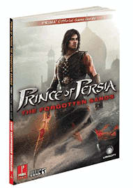 Prince of Persia: The Forgotten Sands Official Game GuideStrategy Guides & Books