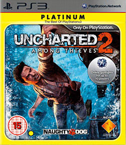 Uncharted 2: Among Thieves PlatinumPlayStation 3