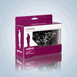 GAMEware PC USB Vibration Control Pad Accessories