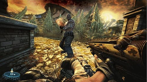 Beat your score in Echo mode in Bulletstorm on Xbox 360, PlayStation 3 and PC at GAME