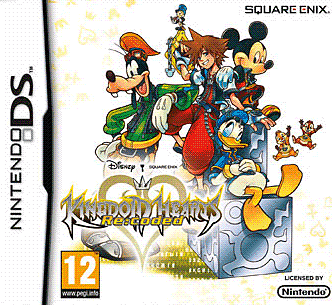 Kingdom Hearts Re:Coded on Nintendo DS at GAME