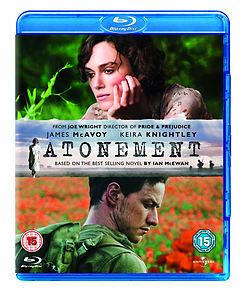 AtonementBlu-ray