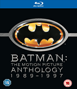 Batman: The Motion Picture Anthology 1989-1997Blu-ray